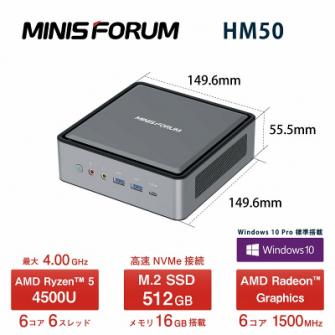 MINISFORUM HM50